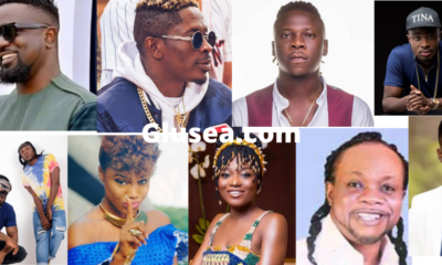 top 10 richest musicians in Ghana