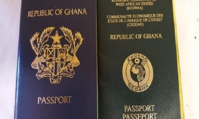 Ghana Passport Online Application Guide