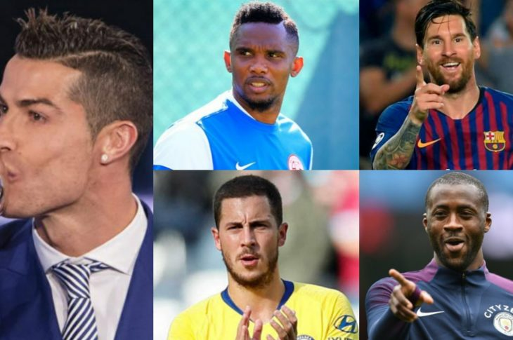 Top Ten Richest Football Players in the world 2019