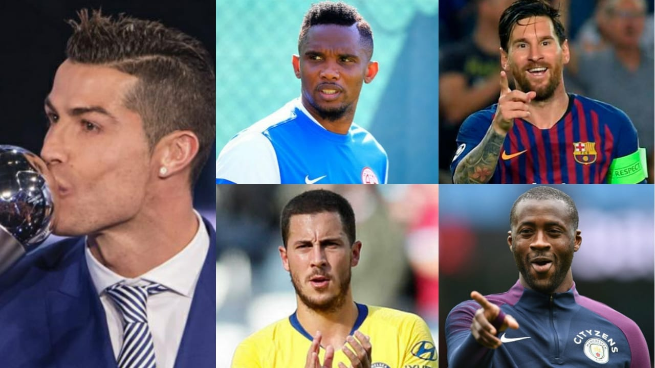 Top Ten Richest Football Players in the world 2020
