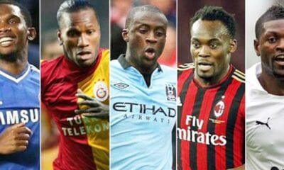 top ten richest footballers in Africa 2019 and their net worth