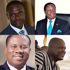businessmen in Ghana