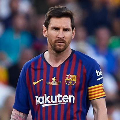 Lionel Messi net worth 2021