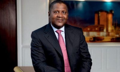 Inspirational Aliko Dangote Quotes On Success