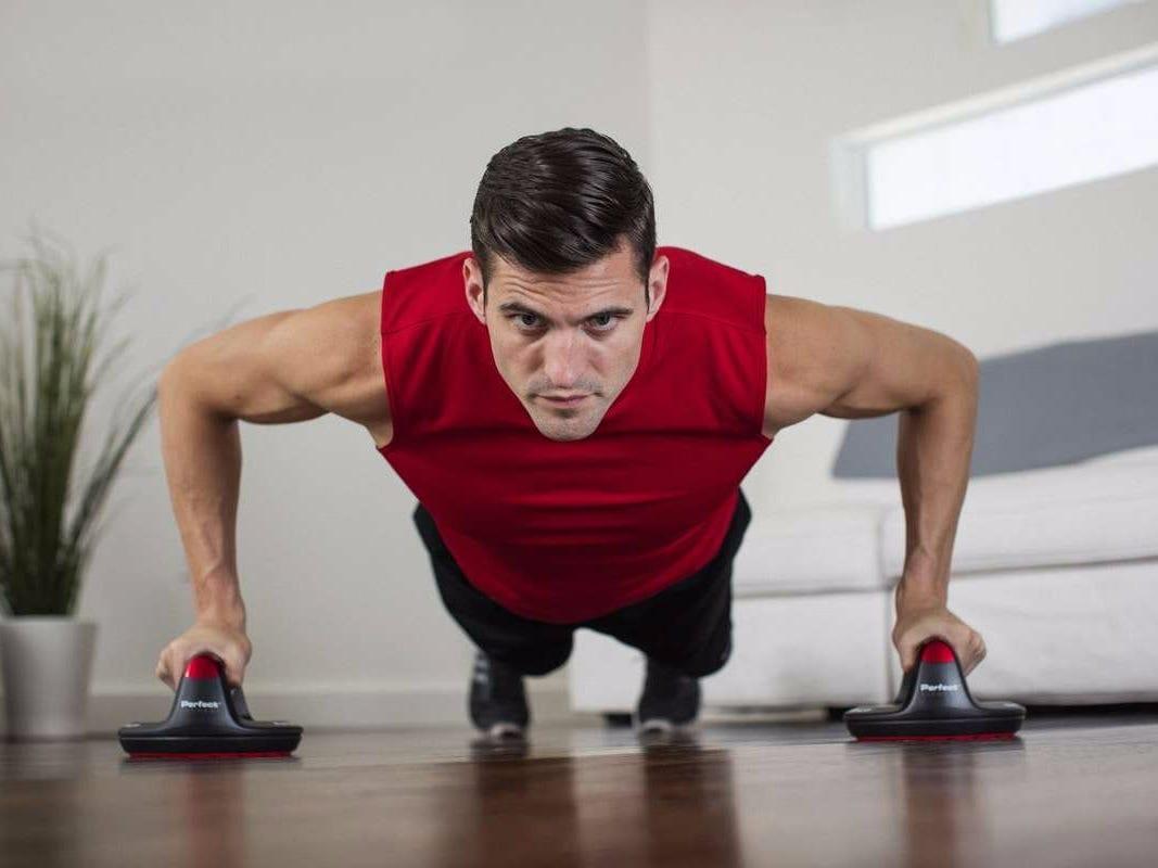 10 Massive Benefits of Push Ups