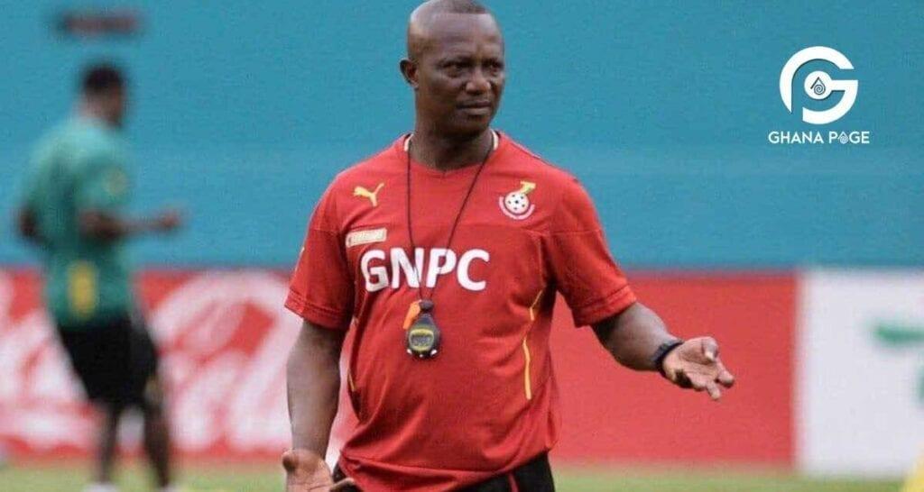 James Kwesi Appiah net worth