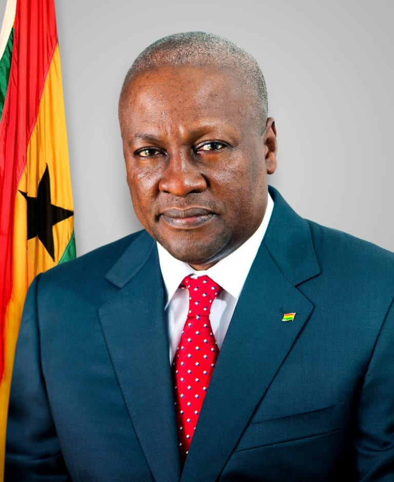 John Mahama 1 - Richest Man in Ghana 2020 Forbes