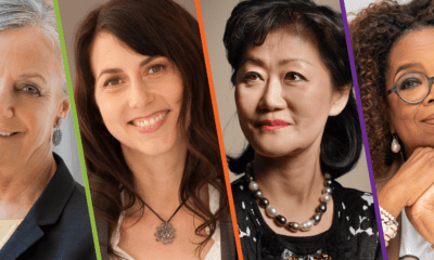 Richest Women in The World 2020