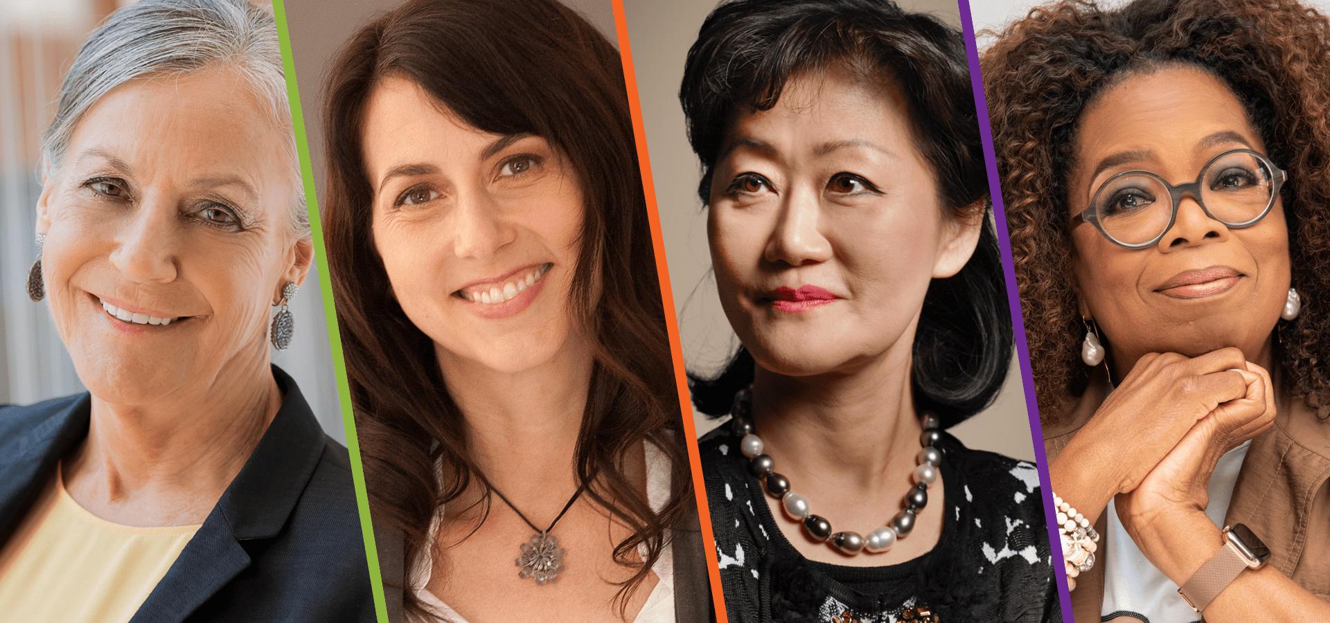 Richest Women in The World 2020