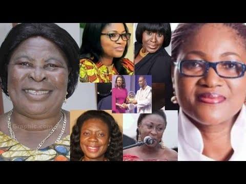 Richest Woman in Ghana 2020