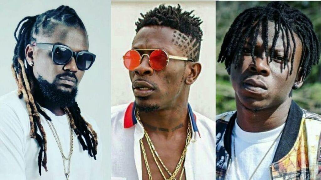 Richest Dancehall Artiste in Ghana