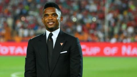 Samuel Eto'o net worth 2020