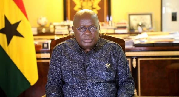 President Akufo-Addo has slashed electricity bills