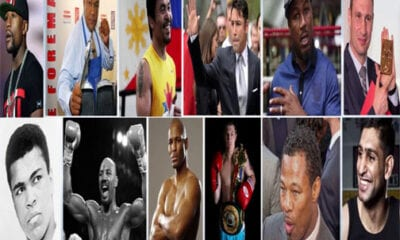 Richest Boxer in The World 2021