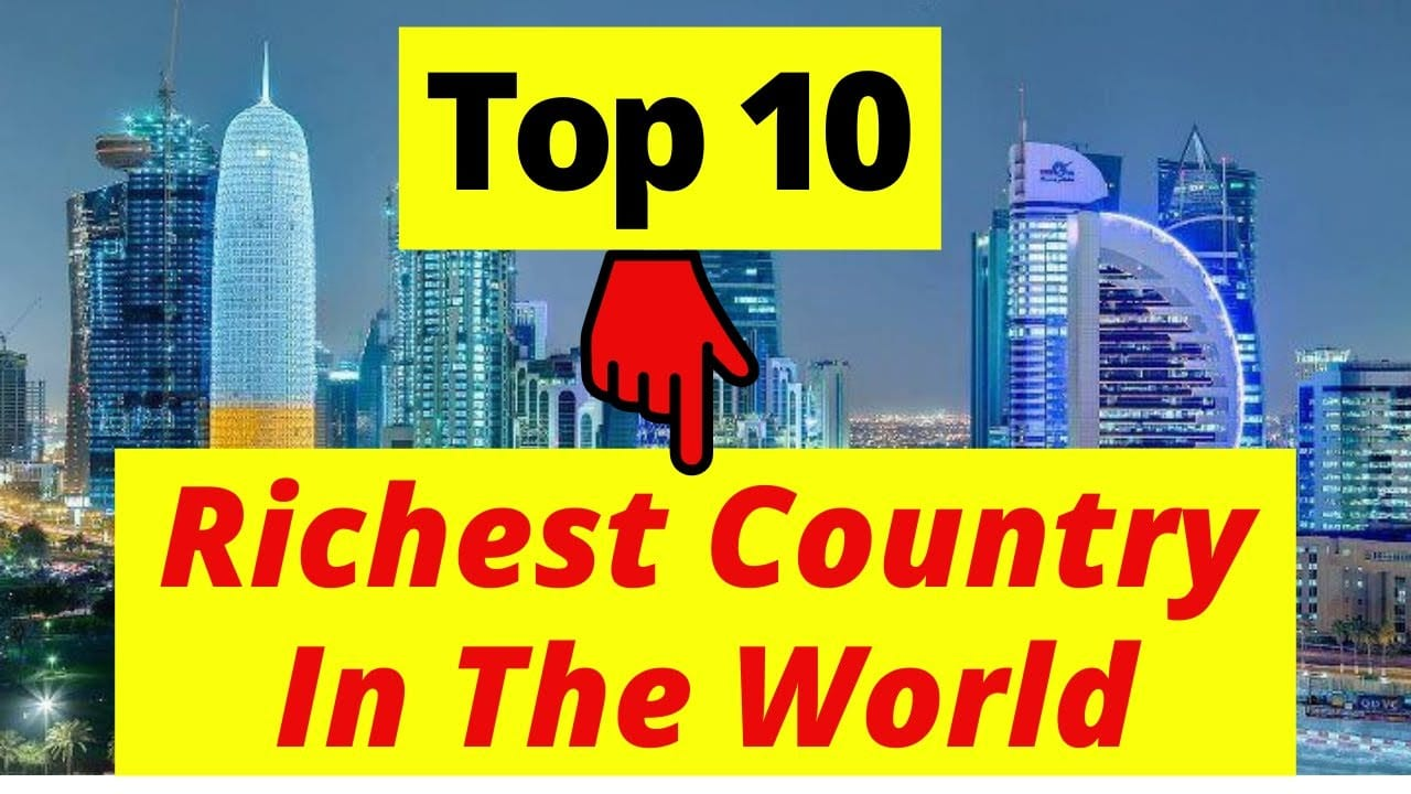 the richest country in the world 2020