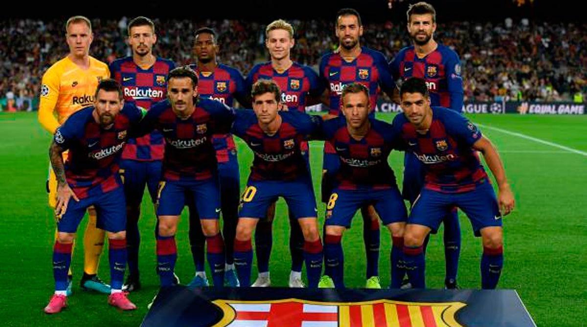 Six Barcelona board members