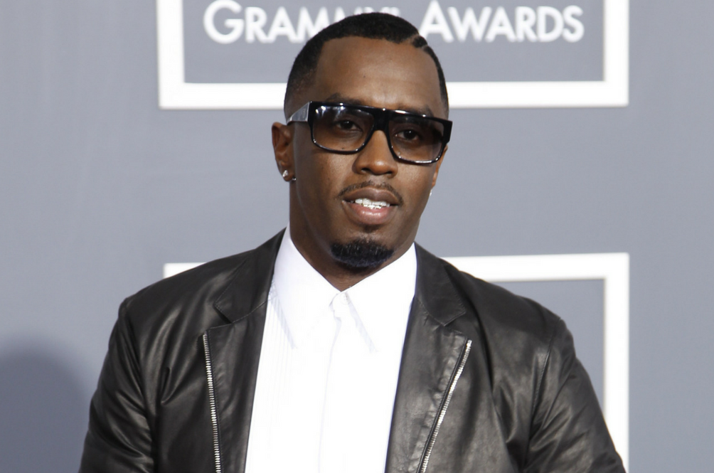 Puff  Diddy , wealthiest artiste in the world.