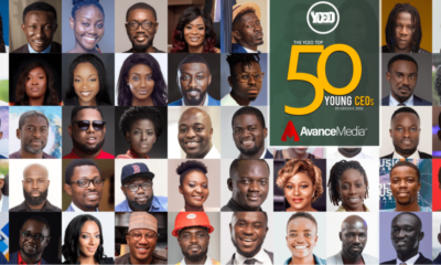Top 50 Young CEOs in Ghana 2020