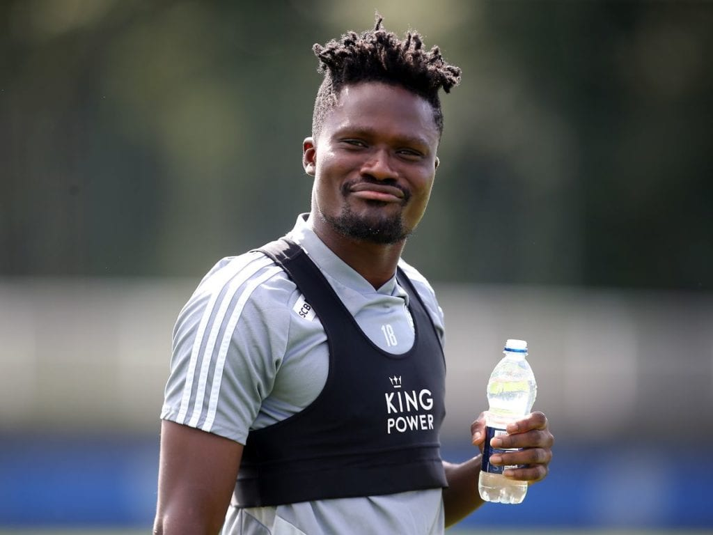 Daniel Amartey Net Worth