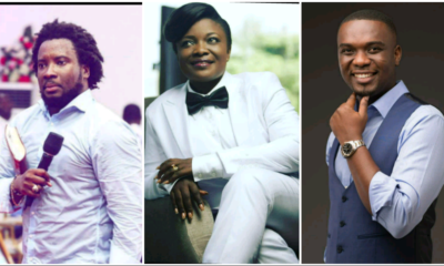Best Gospel Singers in Ghana