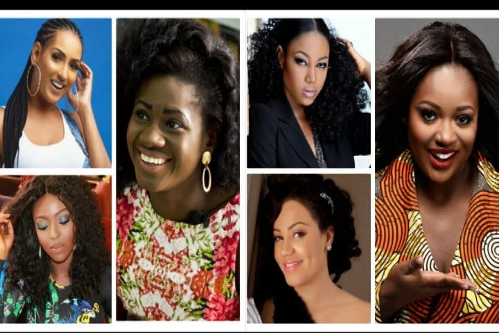 Richest Actresses in Ghana