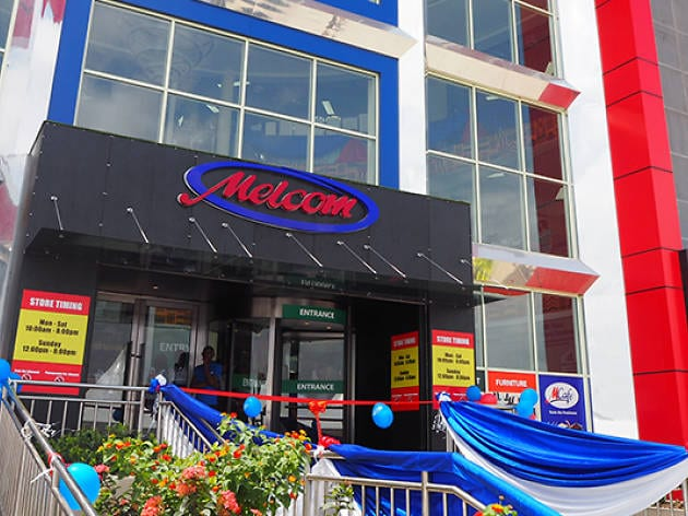 Melcom Ghana, Products and Contacts