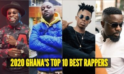 top 10 rappers in Ghana 2020