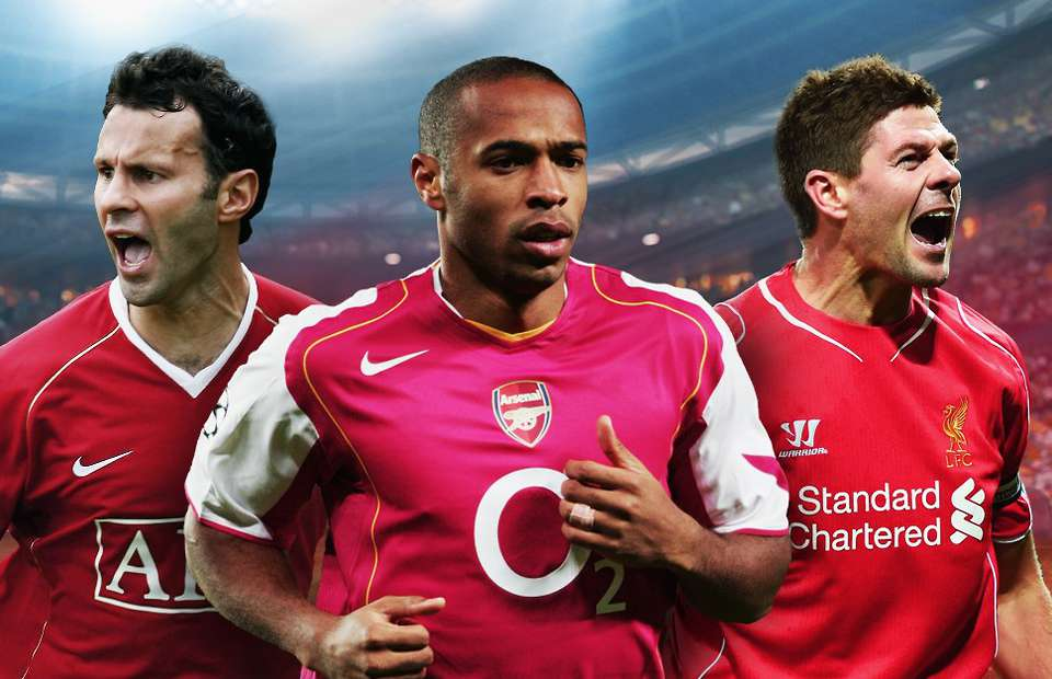 best epl players of all time