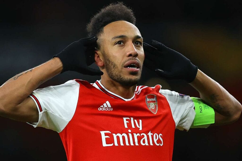 Pierre-Emerick Aubameyang Net Worth