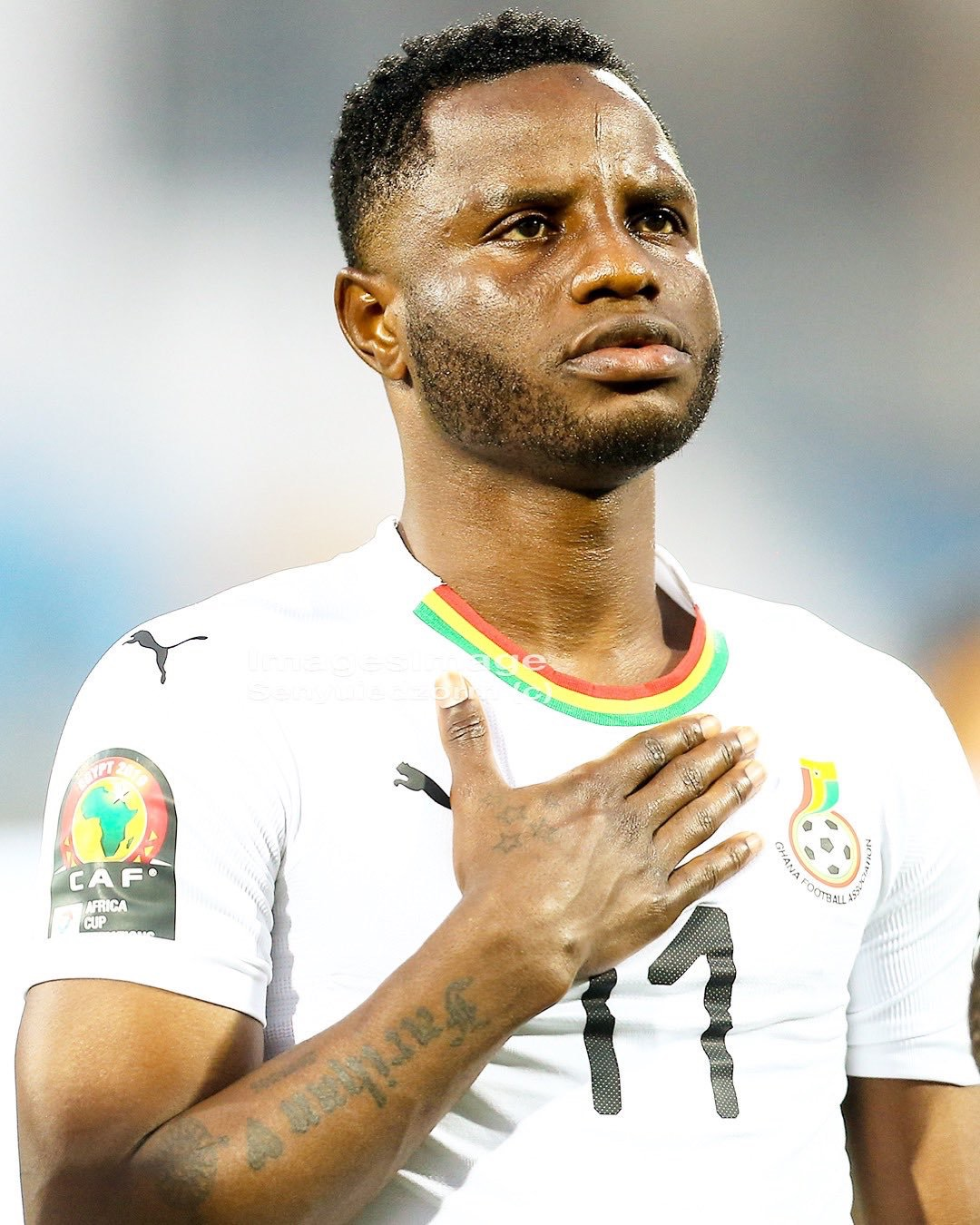 Mubarak Wakaso net worth