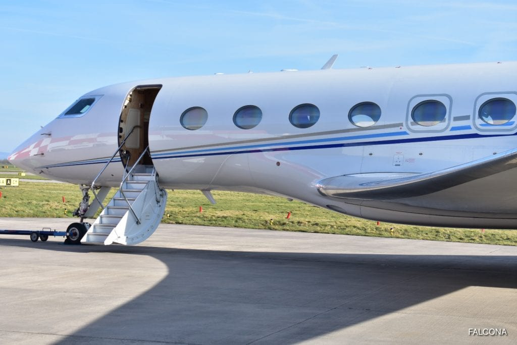 world footballers with private jets