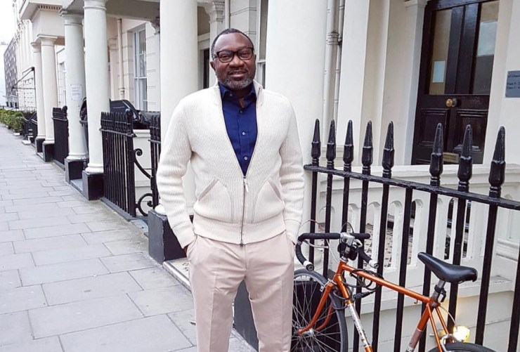 Femi Otedola net worth is $1.8 billion.