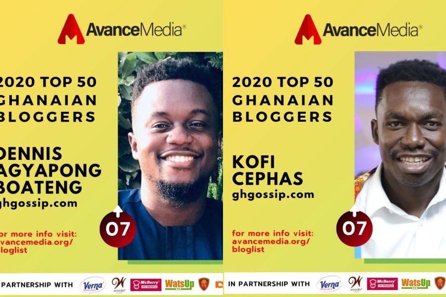 Top Bloggers in Ghana