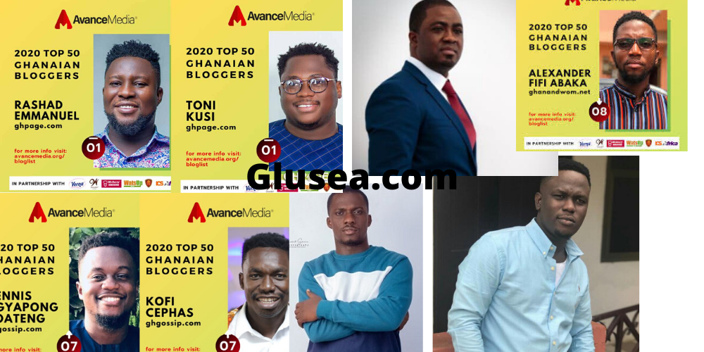 Top Bloggers in Ghana