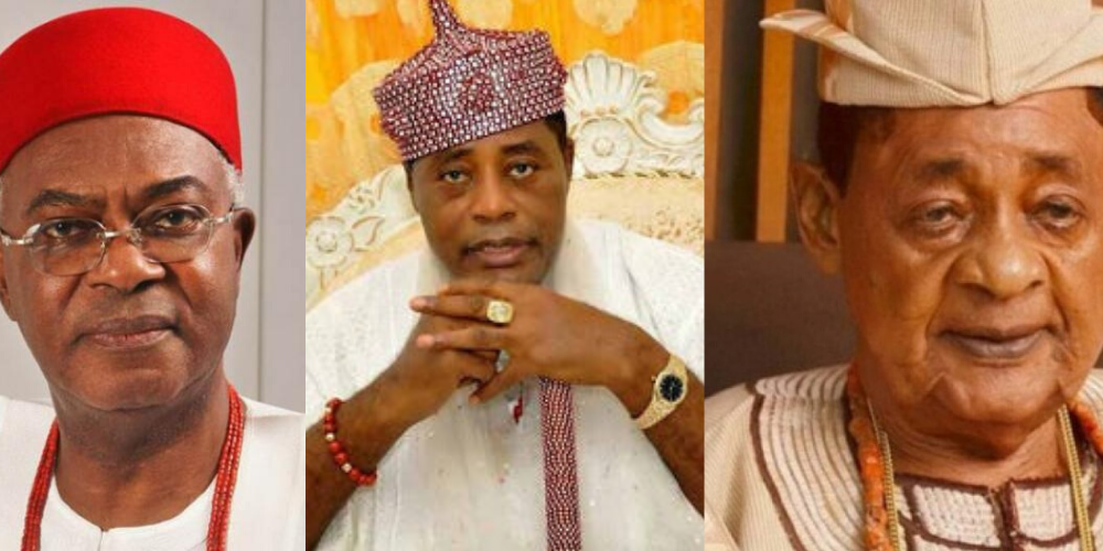 Richest Kings in Nigeria