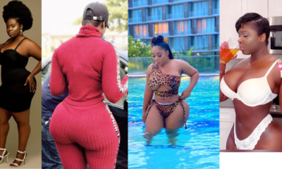 hottest celebrities in Ghana