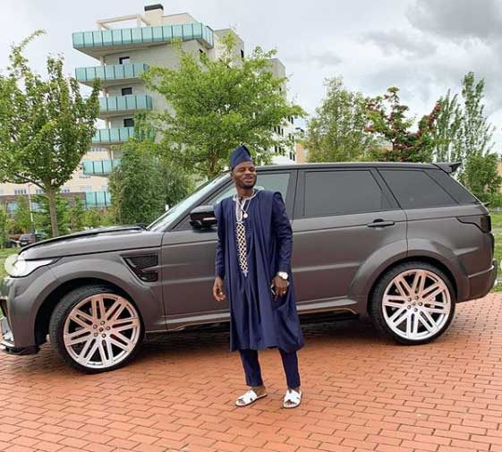 Top 10 richest footballers in Ghana