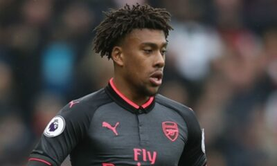 Alex Iwobi Net Worth
