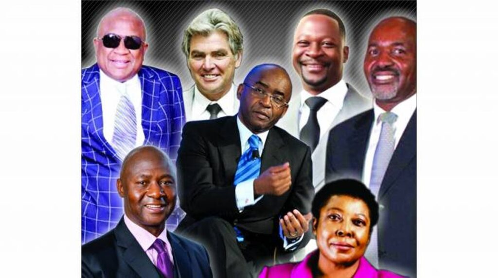 These are the list of the top 50 richest people in Zimbabwe