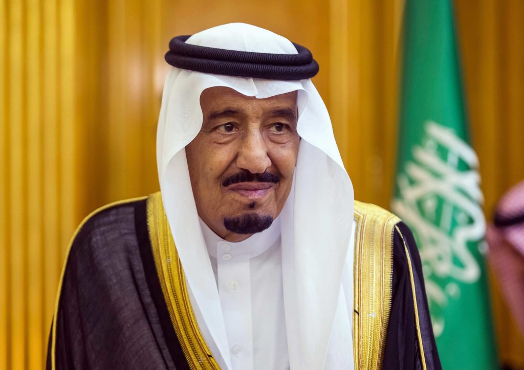 Crown Prince of Saudi Arabia