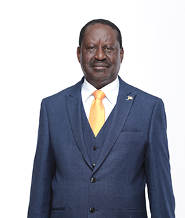 Raila Odinga net worth