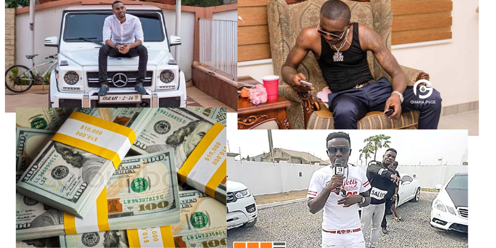 youngest richest in Ghana
