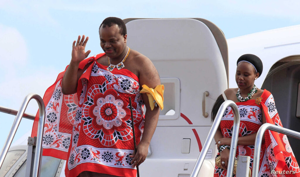 King Mswati net worth