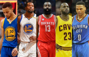 Top 10 Richest NBA Players