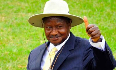 Yoweri Museveni net worth