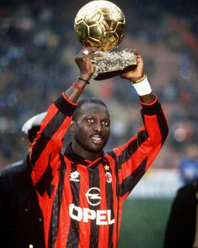 George Weah net worth