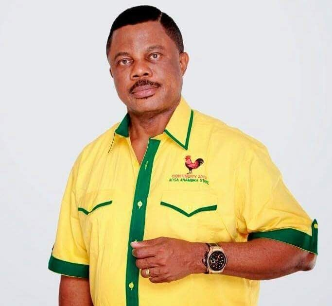 Willie Obiano net worth