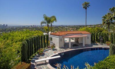 Inside LeBron James' New $36.8 Million Beverly Hills Mansion