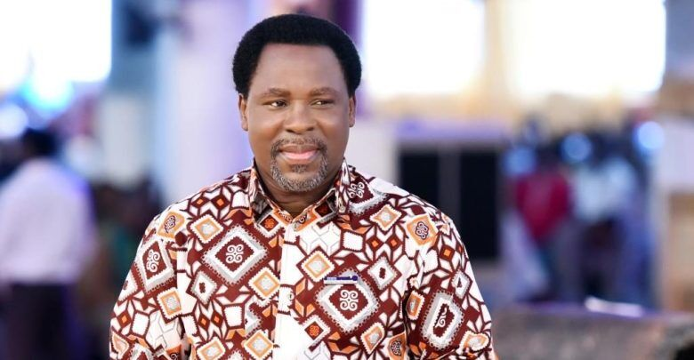 T B Joshua net worth