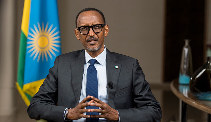 Paul Kagame is one of the best heads of state in Africa
